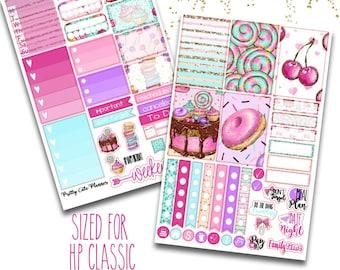 Happy Planner Happy Birthday Stickers - Planner stickers - Birthday Stickers -  Functional stickers - Planner stickers - Party Stickers