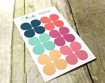 Teardrop Planner stickers - Dewdrop Stickers - Use in Erin Condren Planner - Happy Planner - Reminder Sticker - Functional sticker
