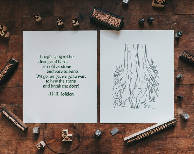 Lord of the Rings - Song of the Ents