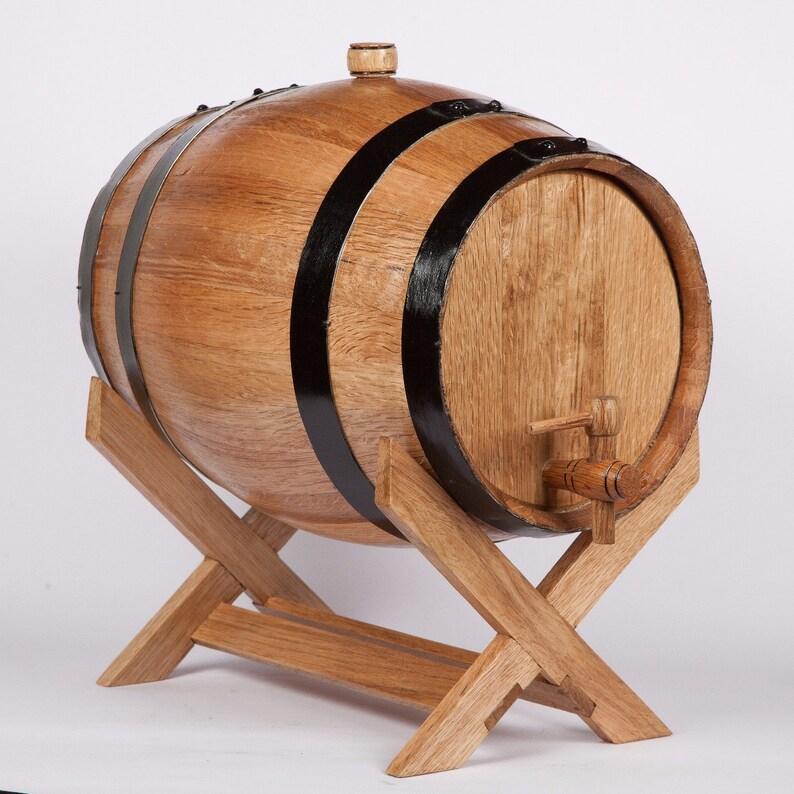 100 Oak Barrels Engraved Decorative Etsy