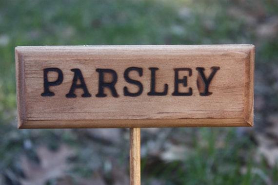 Beau Herb Garden Signs | Etsy