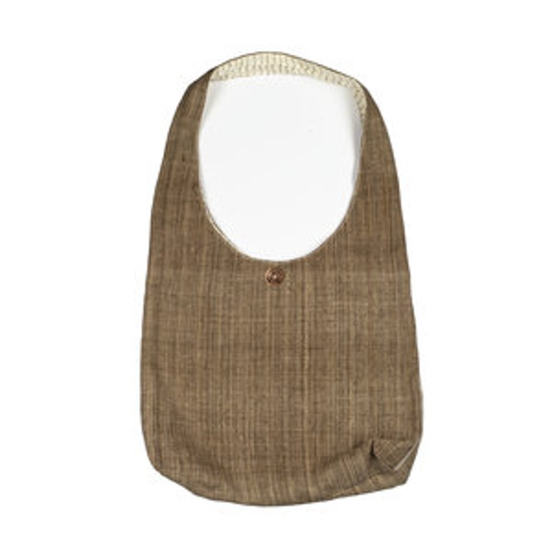 Nettle Fiber Grounding Sling Bag