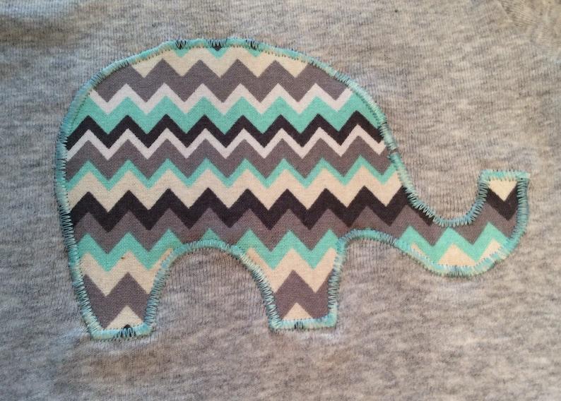Elephant bodysuit