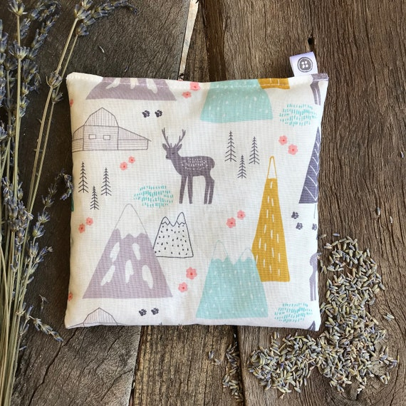 Rice Pack Minis | mountain life, Aromatherapy rice bag, hot and cold therapy, Flax Seed, Microwaveable Rice Heat Pad