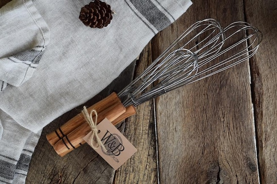 the Whisk Gift Set | MADE TO ORDER, Hickory