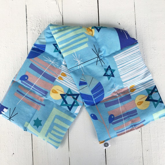 Rice Pack | Star of David, Aromatherapy rice bag, hot and cold therapy, Flax Seed, Microwaveable Rice Heat Pad