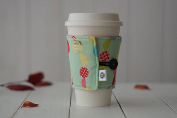 Reversible Coffee Sleeve