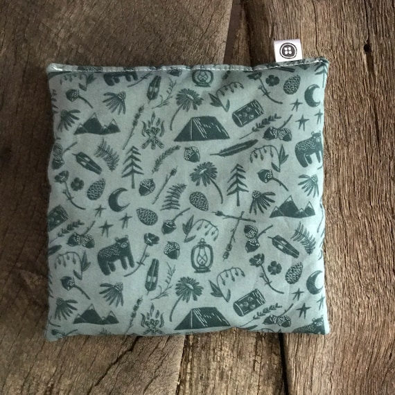 Rice Pack Minis | camping, Aromatherapy rice bag, hot and cold therapy, Flax Seed, Microwaveable Rice Heat Pad