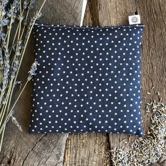 Rice Pack Minis | stars, Aromatherapy rice bag, hot and cold therapy, Flax Seed, Microwaveable Rice Heat Pad