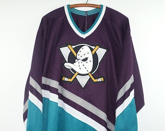save off 5b606 81bfd where to buy old school anaheim ducks jersey 4a363 02261