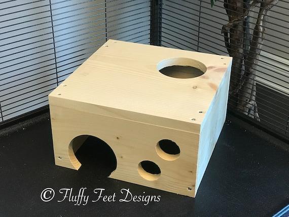 ofen getrocknet kiefer chinchilla holz spielhaus etsy. Black Bedroom Furniture Sets. Home Design Ideas