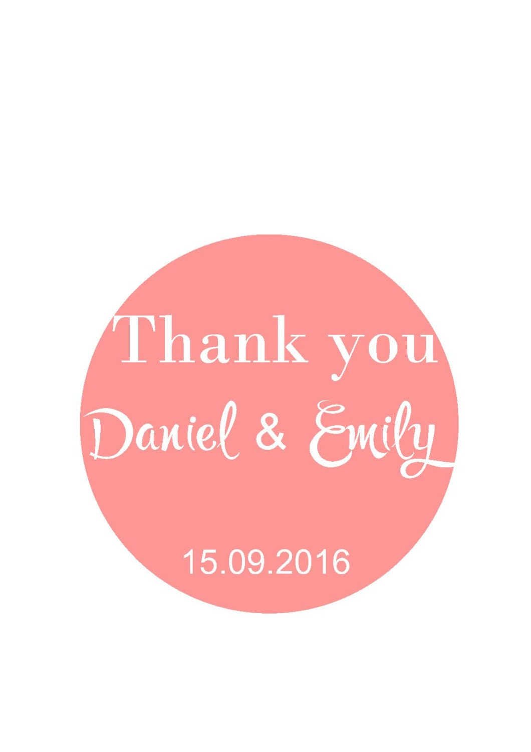 Personalized Stickers Wedding Stickers Wedding Favor Labels   Etsy