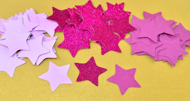Star Confetti Twinkle Twinkle Little Star Table Scatter image 0