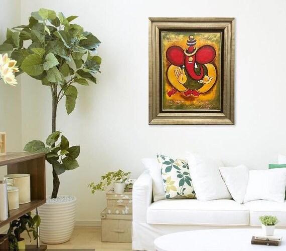 Modern Art Traditional Decor
