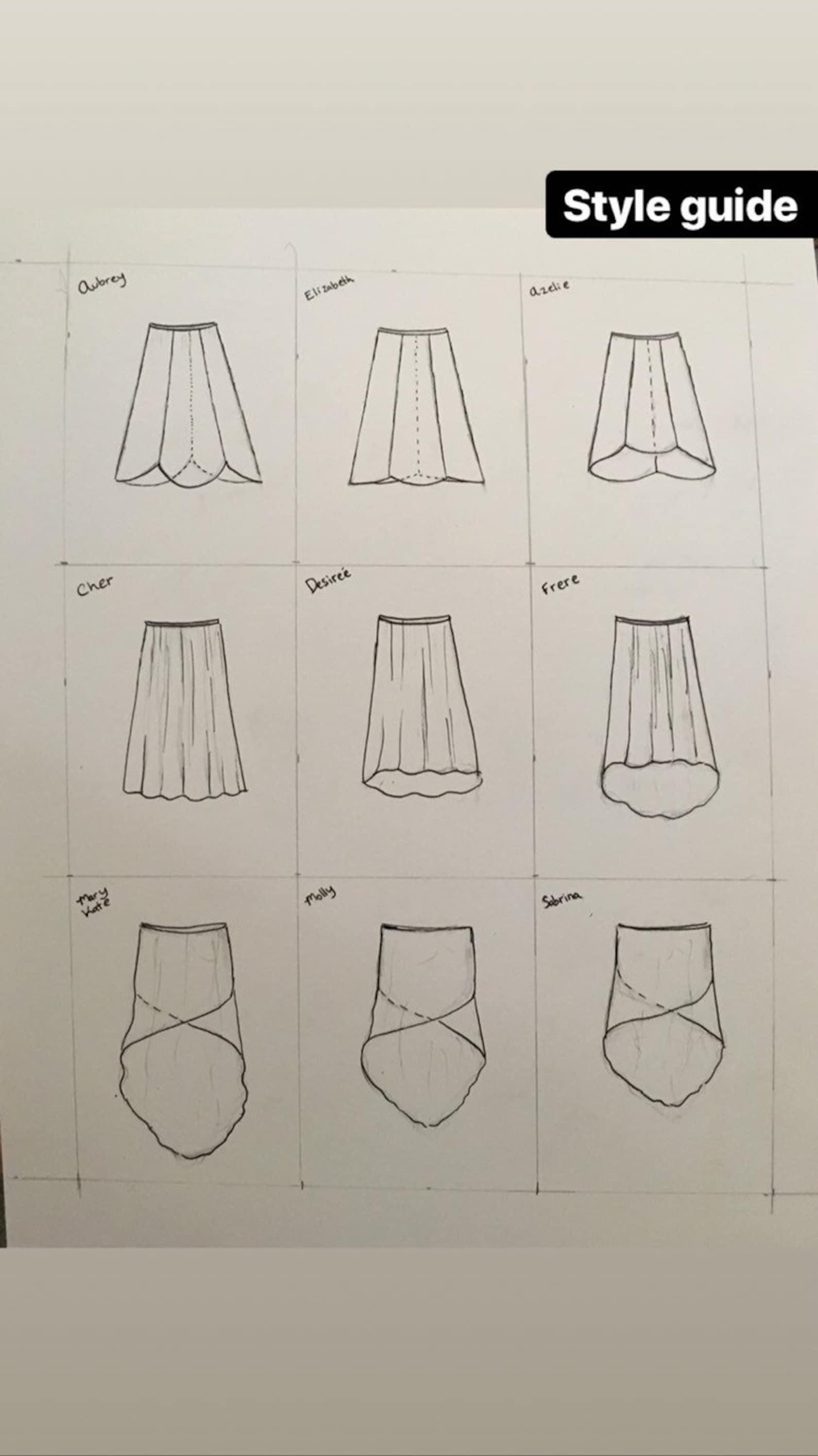 toi toi toi ballet wrap skirt long style! rehearsal, class, performance. autumn print.