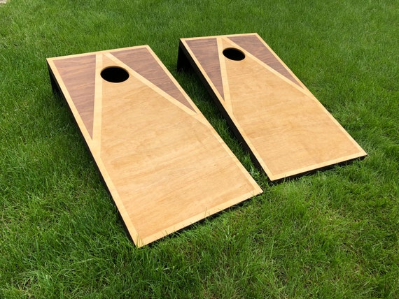 Groovy Cornhole Boards Classic Design Regulation Size Bean Bag Boards Pdpeps Interior Chair Design Pdpepsorg