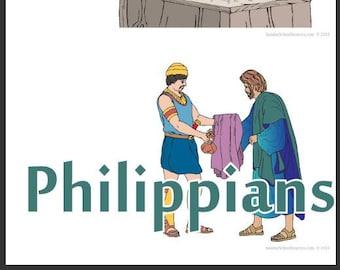 Big Books of the Bible Flashcards Printable