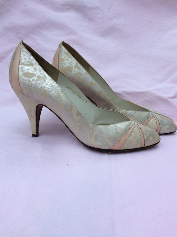 1980s Gina shoes