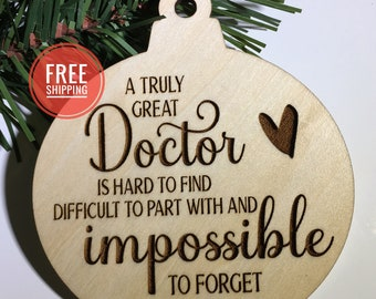 Personalized Doctor Wall Decor GREAT CHRISTMAS GIFT!!