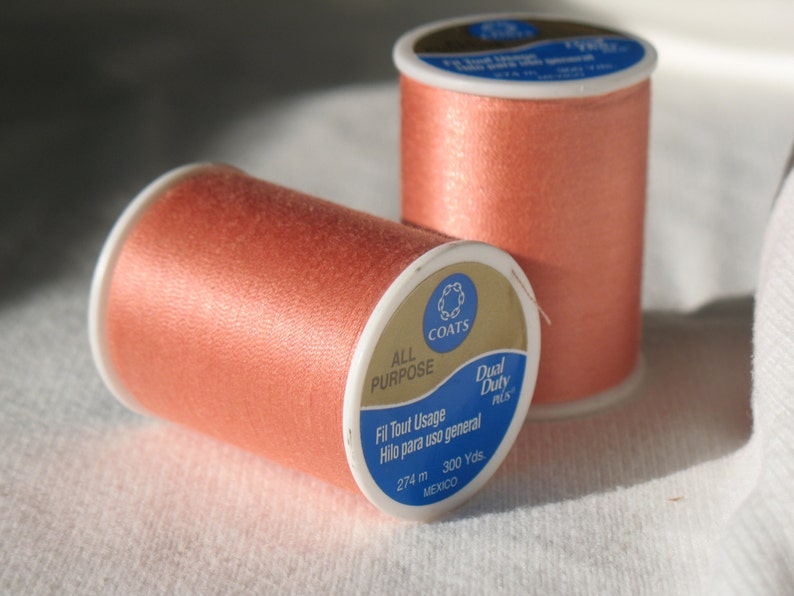 Coats /& Clark Dual Duty All Purpose Thread#130