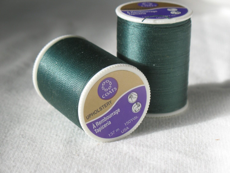Coats Clark Upholstery Thread From Sewsmartcheryl On Etsy Studio