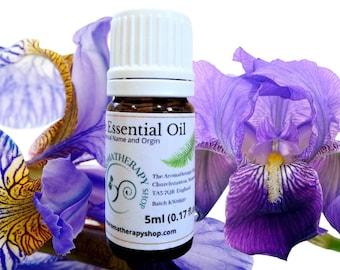 Iris Root Pure Essential Oil / Origin Egypt