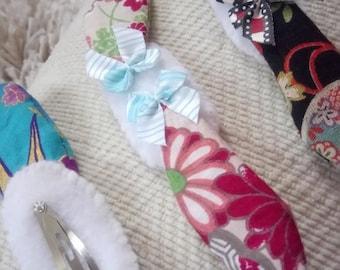 Tsukifly Cute Bunny Hairclips