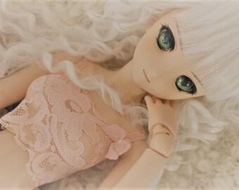 Tsukifly Valentine's Day Pink Underwear Lace Top DD / Lillycat