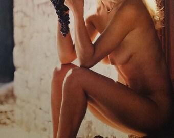 c853d316e5c Frederique van der Wal 23x35 90 s Pin Up Girl Poster 1995