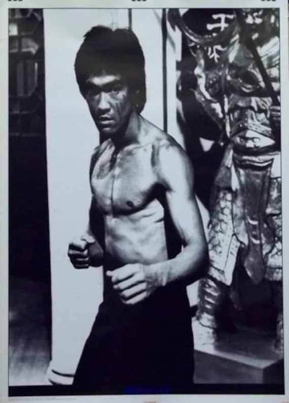 "Enter The Dragon Poster Bruce Lee 1973 Movie Art Silk Print 13x20/"" 24x36/"" 27x40/"""