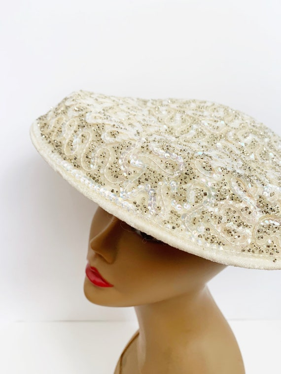 Gold Bridal Hat Gold Vintage Inspired 1950s-1960s Half Hat Gold fascinator hat Gold Wedding hat,Gold Church hat Gold Straw Mesh hat