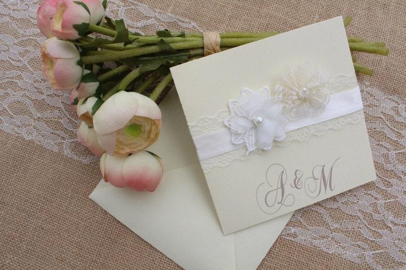 share glamorous vintage wedding lace bead flowers