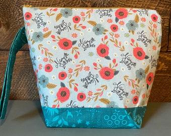 Namaste B's project bag