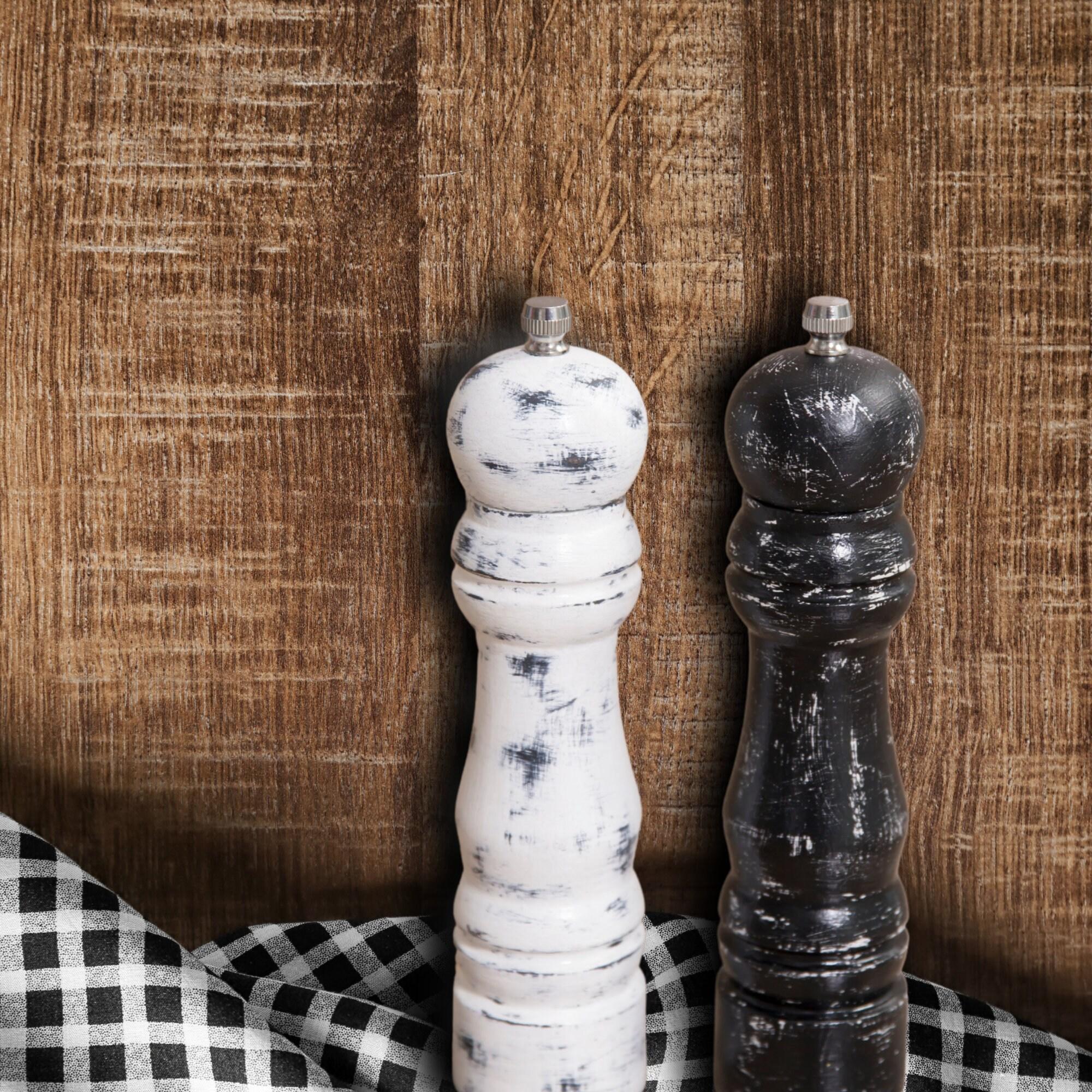 Black White Kitchen Accessories Anniversary Gift For Etsy