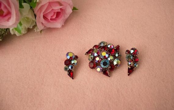 3 Piece brooch set