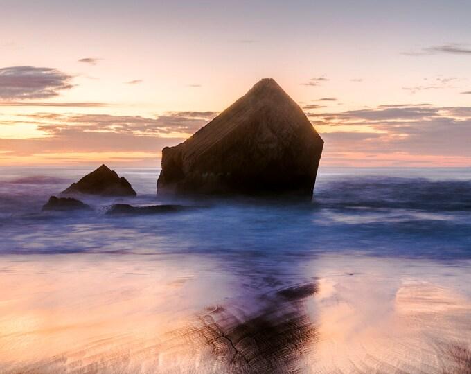 SEASCAPE BEACH PRINT