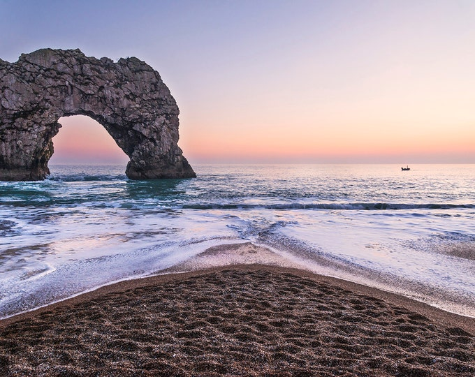 DURDLE DOOR PRINT, Coastal Art Print
