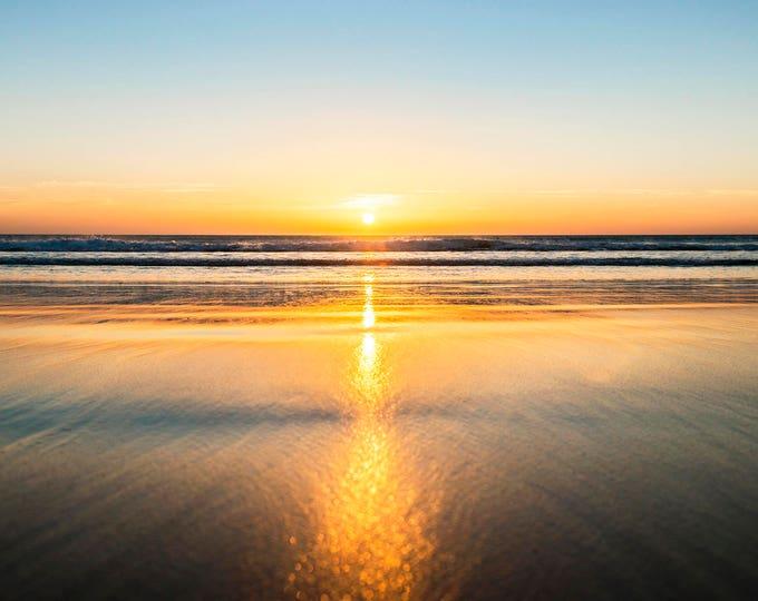 COLOUR BEACH PRINT