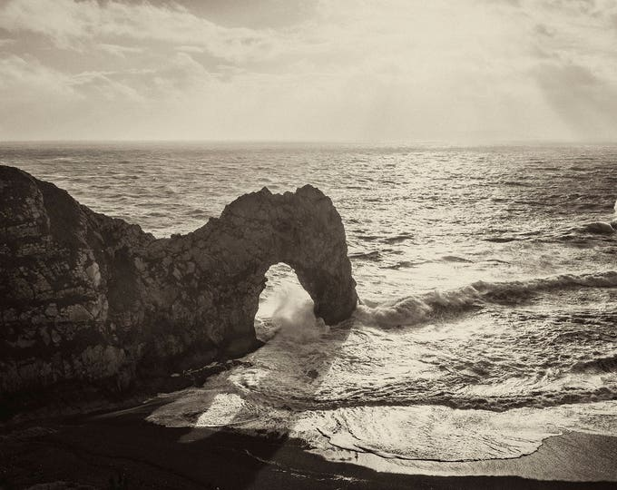DURDLE DOOR SEASCAPE Print