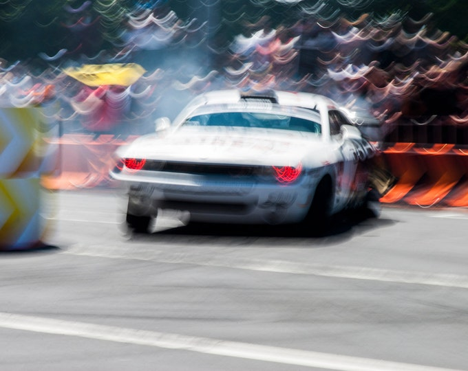 RACE DAY. Motor Racing Print, Fast Car, Racing Car, Photographic Print, Sports Print, Limited Edition