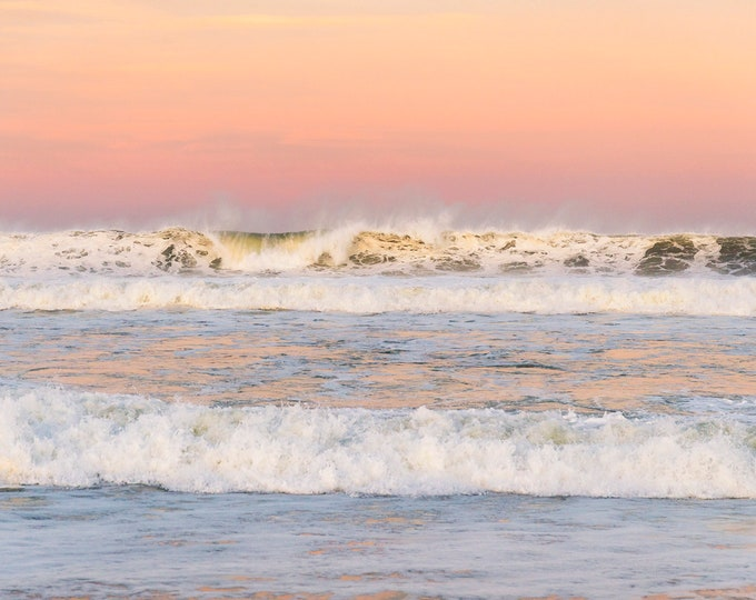 COLOURFUL SEASCAPE PHOTOGRAPHIC Print