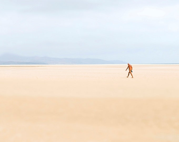 Solitude,beach,summer,landscape,travel,limited edition print,fine art,