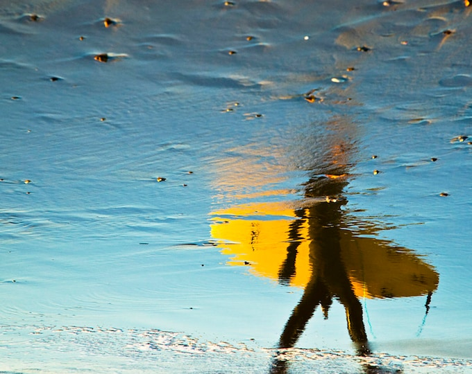 COLOUR ABSTRACT SURF Print
