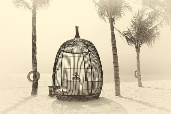 VIETNAM STORIES 14. Vietnam Prints, Beach Picture, Palm Trees, Travel Photography, Limited Edition Print, Photographic Print