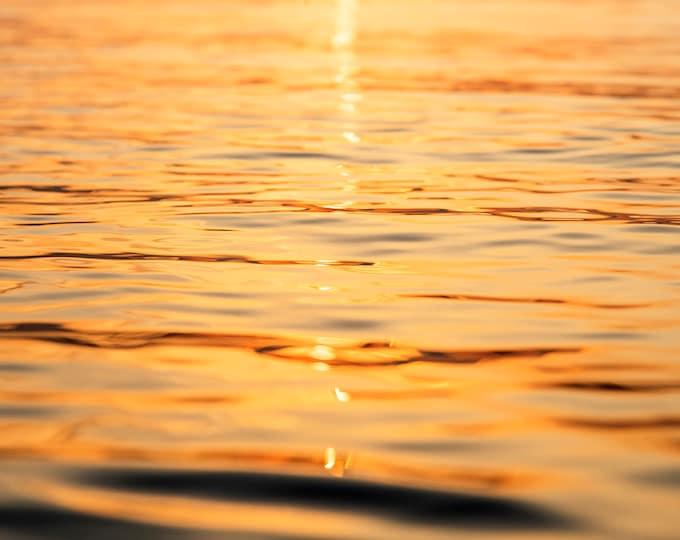 COLOUR SEASCAPE PHOTOGRAPHIC Print
