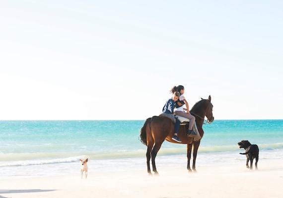 BEACH LIFE. Beach Print, Andalucia, Spain, Travel Photography, Photographic Print