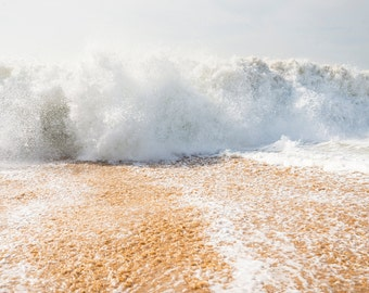 BREAKING WAVE PHOTO Print