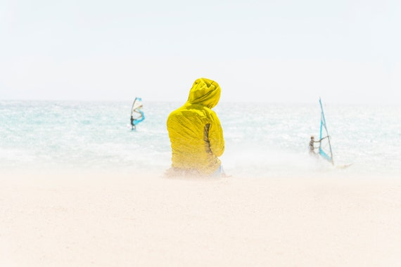 TARIFA BEACH LIFE. Tarifa picture, Beach Print, Windsurfing, Photographic print, Limited Edition Print.