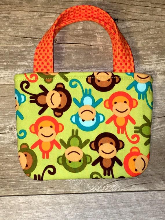 0a718829a25 Toddler girl purse, kids handbags, baby purse, cute purses, girls  accessories, toddler girls, girls purse, monkeys toddler purse, monkeys