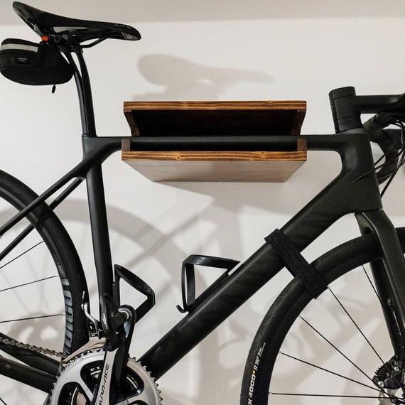 3pcs//Set Bicycle Bracket High Carbon Steel Load Bearing 100KG Bicycle Wall Mount Bicycle Holder Mountain Bike Rack Blueyouth Bicycle Wall Rack